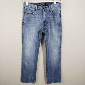 Lucky Brand Jean's 30x32 181 Relaxed Straight Fit